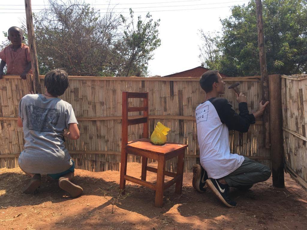 Volunteers Kigoma