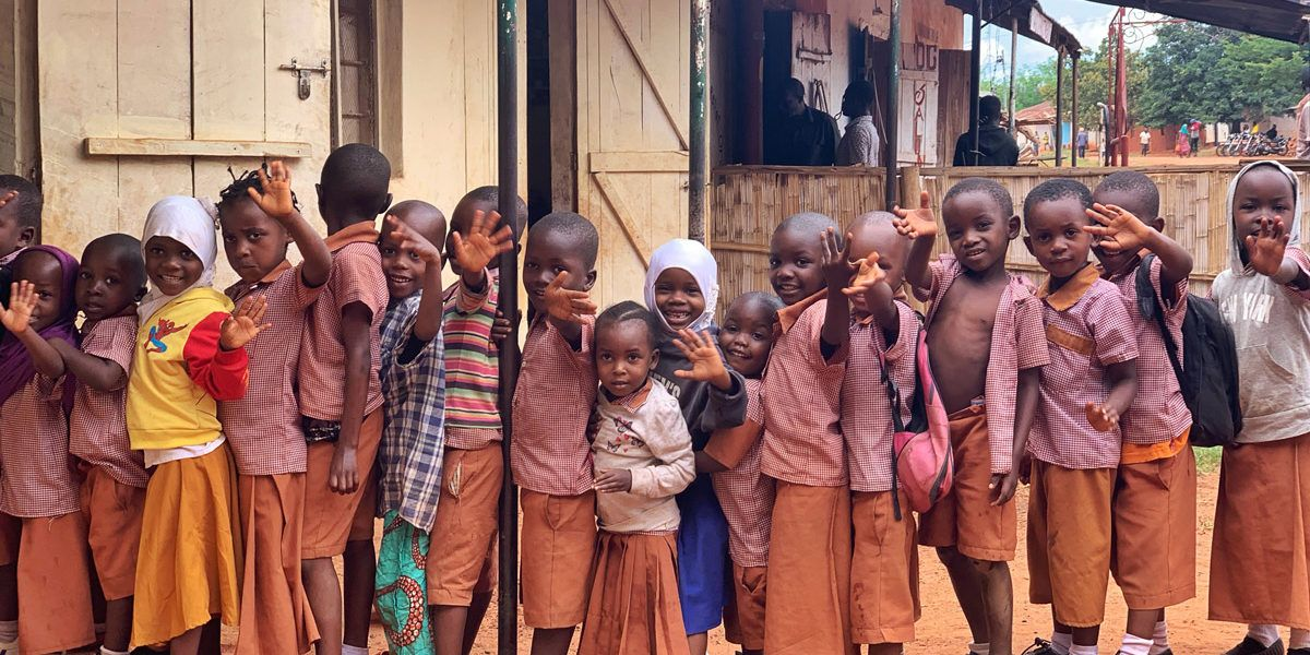 Children - Kigoma Project