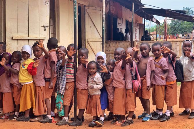 Children - Kigoma Project