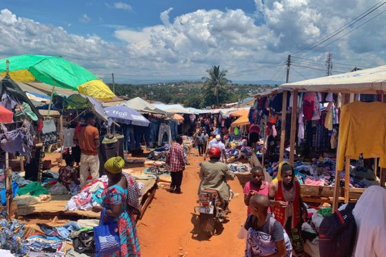 Kigoma Market