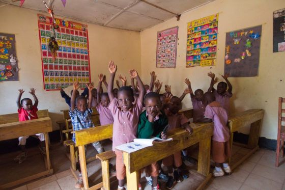 Education - Kigoma project