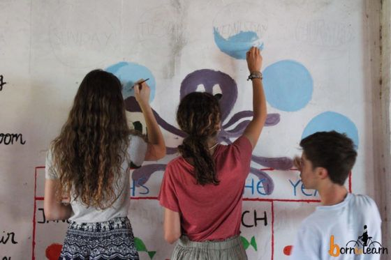 Volunteers – Moshi project