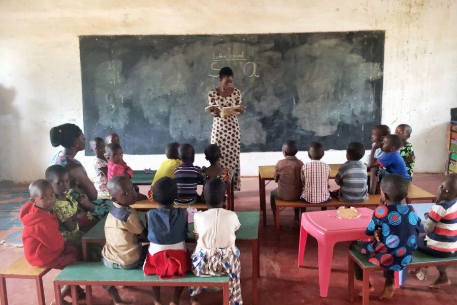 Moshi education project