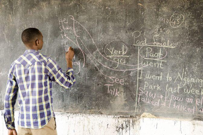 Proyecto educativo - BTL ONG Tanzania