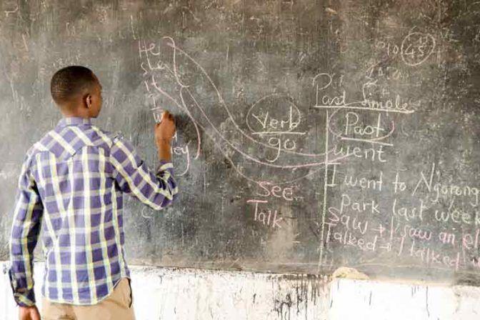 Education NGO Tanzania
