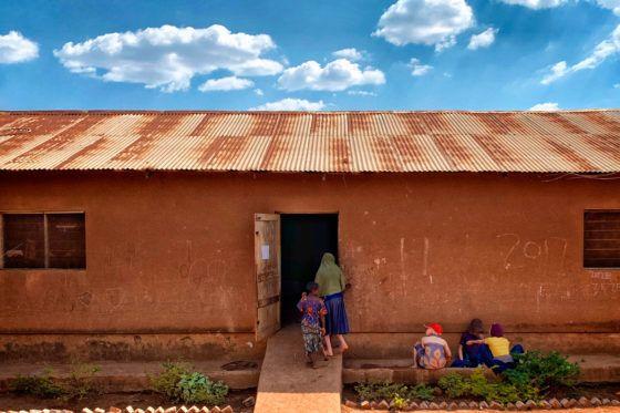 Actual center – Kabanga