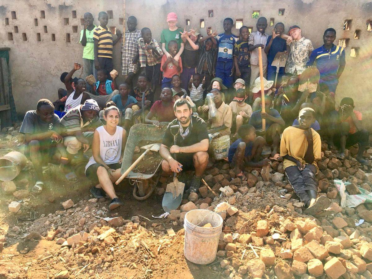 Kabanga Volunteers