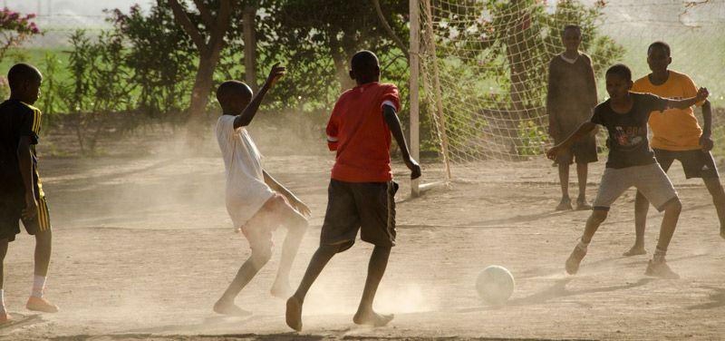 deportes - ong tanzania